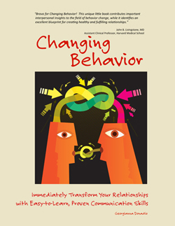 Changing Behavior- Georgianna Donadio - Book